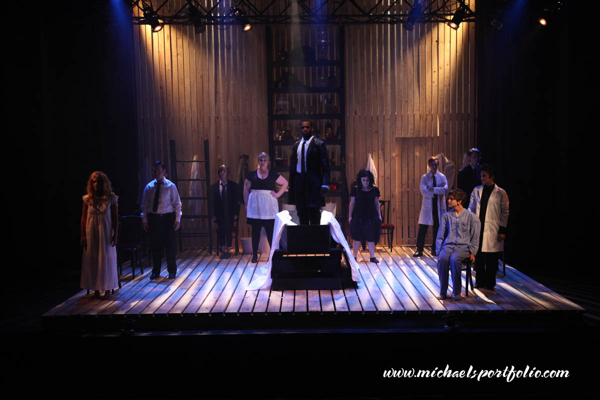 Stage Center - Sweeney Todd