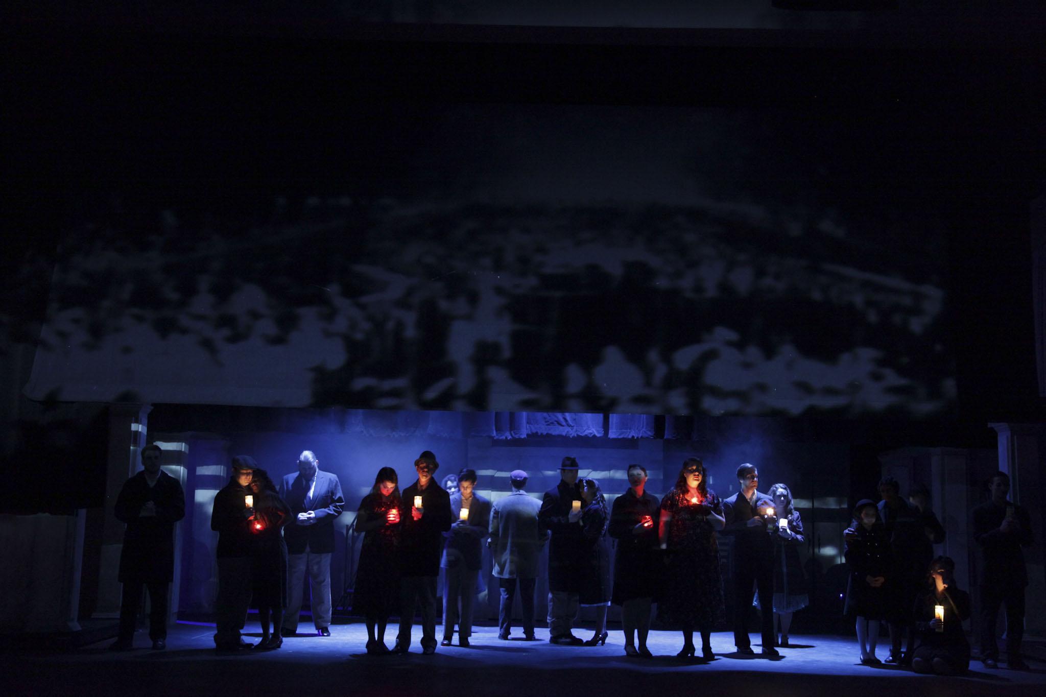 Stage Center - Evita