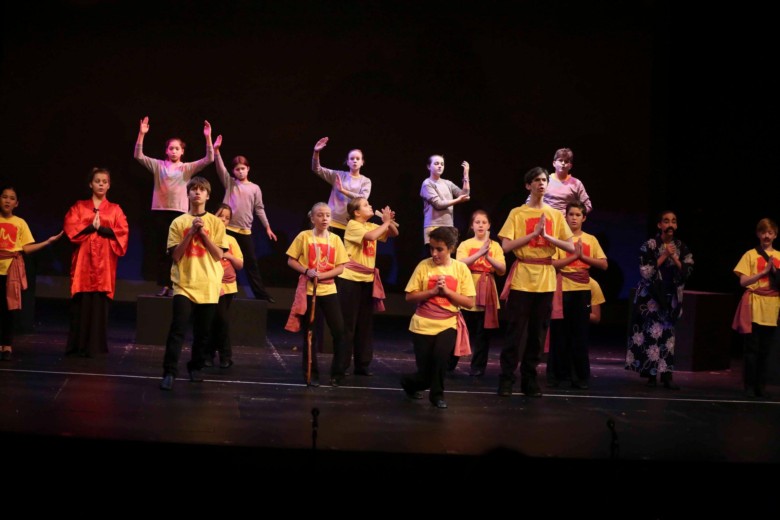 Mulan Cast