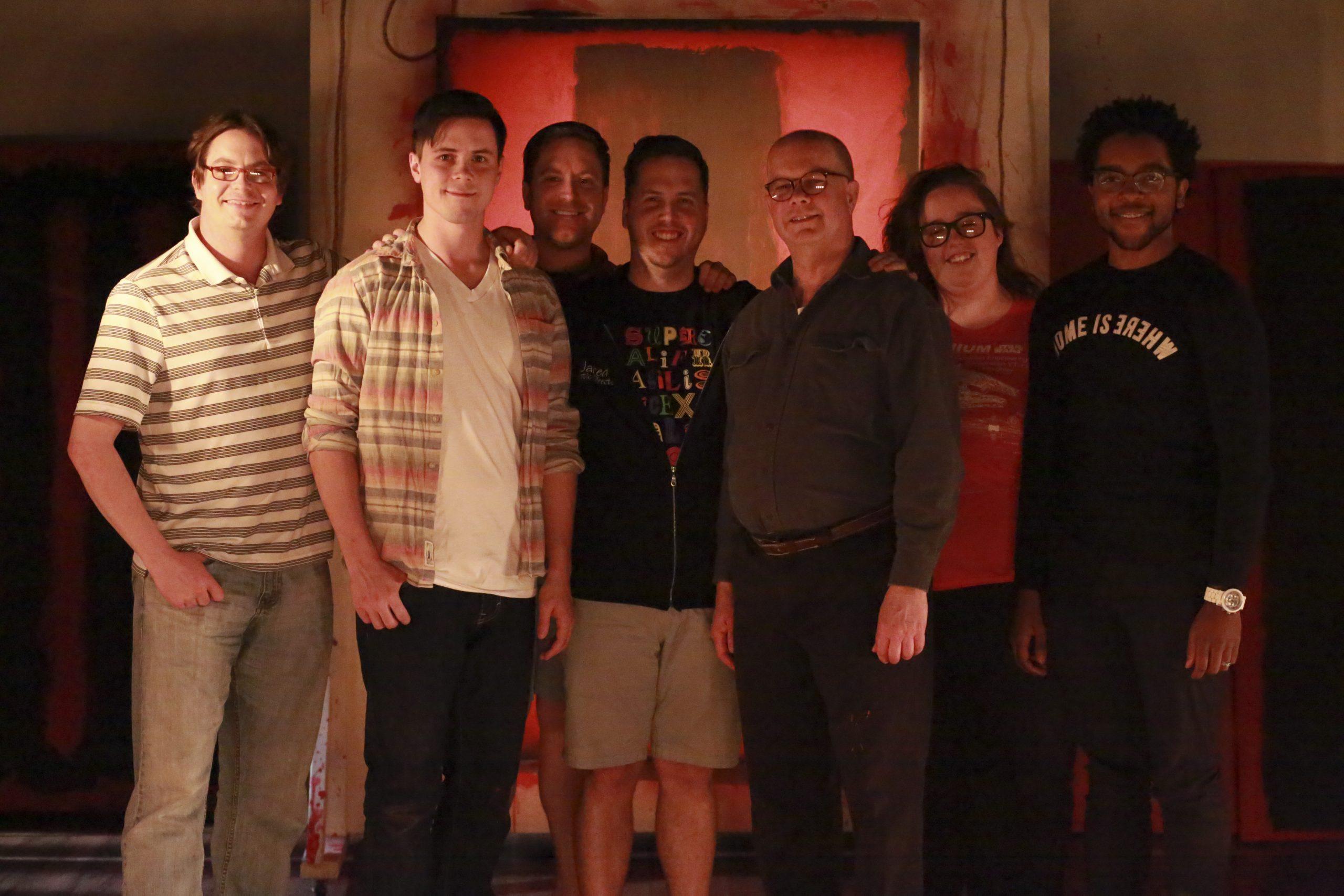 Red Cast:Crew